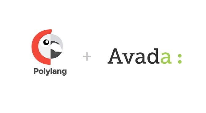 Polylang and Avada